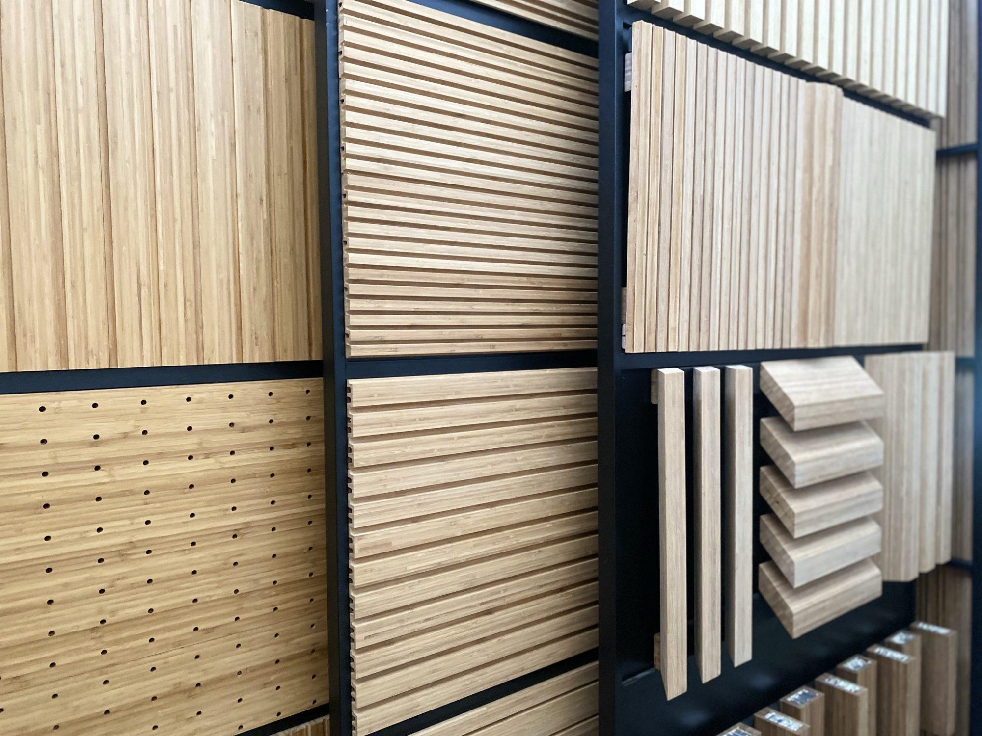 Bamboo Panels and Veneers