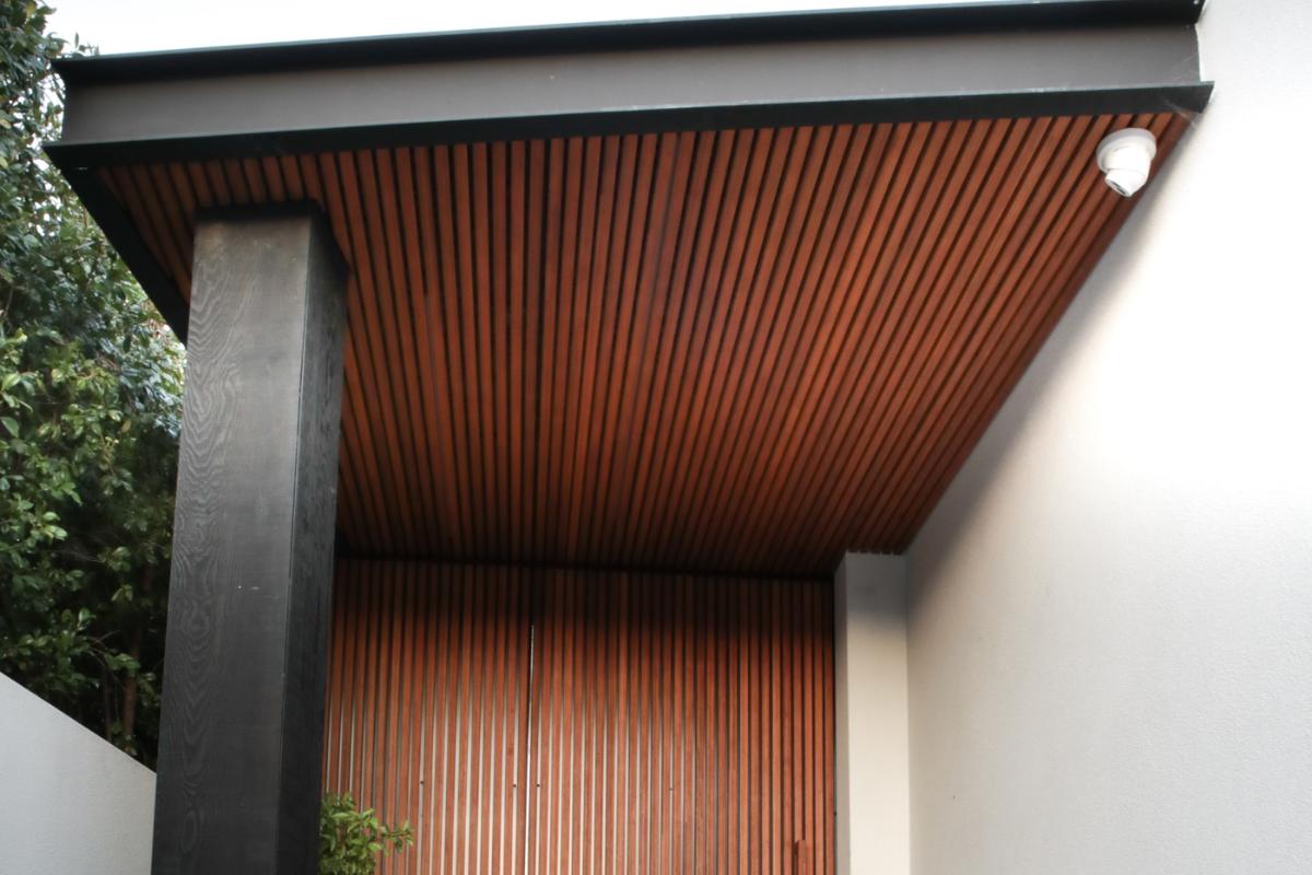 Engineered Bamboo Cladding - Symphony Series
